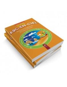 Livre collection Arc-En-Ciel volume 2 ( 7-8 ans)