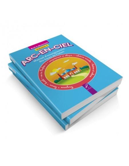 Livre collection Arc-En-Ciel volume 4 ( 9-10 ans)