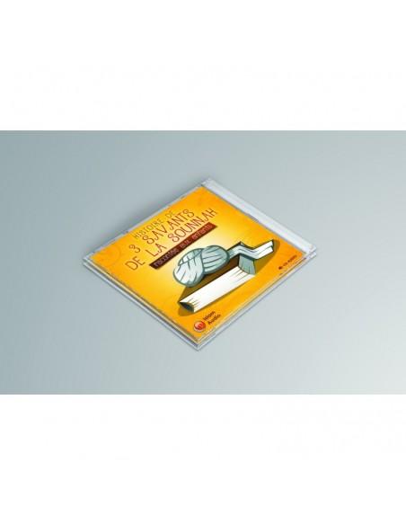 CD Histoire de 3 savants de la sounnah racontée aux enfants