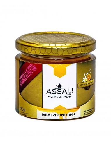 miel d ' oranger Assali