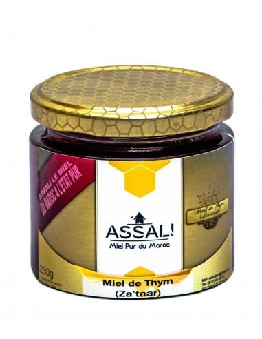 miel de thym Assali
