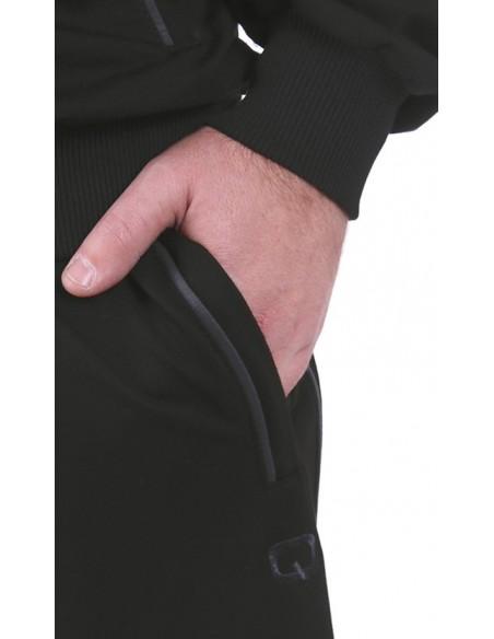 Survêtement qaba'il zip noir