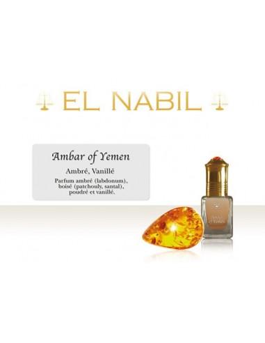 musc el nabil amber of yémen
