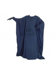 abaya umm hafsa papillon bleu