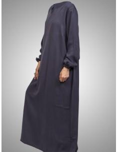 Abaya grise