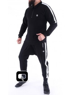 ensemble jogging qaba'il shadow noir