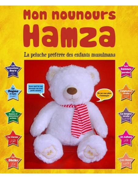 Mon nounours HAMZA