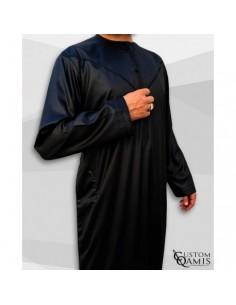 Custom Qamis Emirati Noir