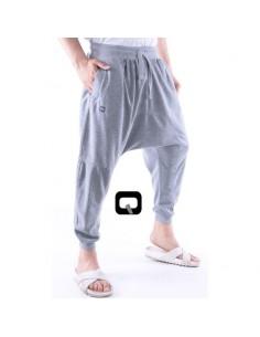 saroual jogging qaba'il origin gris clair