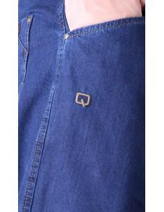 Sarouel Qaba'il Jean Next Bleu Brut