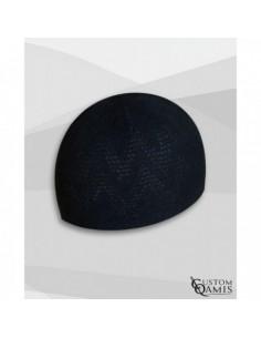 Chachia noire (differents motifs)