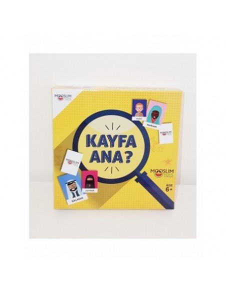 Jeux Kayfa Ana