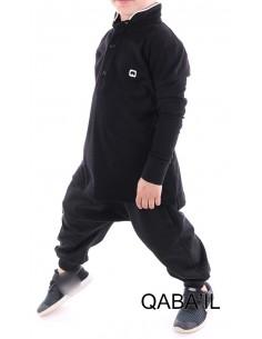 Polo Qaba'il Enfant Noir