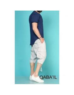 Sarouel Short Beige Clair -Qabail