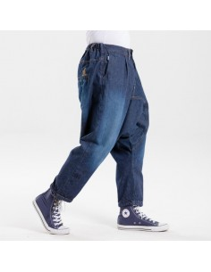 Sarouel Dc Jeans Blue Used