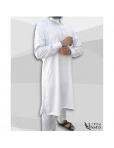Qmis Pakistanais Blanc