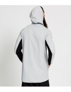 Veste Jogging Over Size Bi Colore Gris et Noir- Dc Jeans