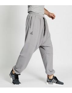 Pantalon Jogging Dc Jeans Gris Uni Evo