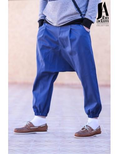 Sarouel Hilal Classic Bleu-Ibn Adam