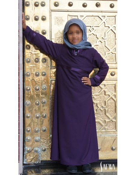 Abaya Filette-Divers Couleurs-Safwa