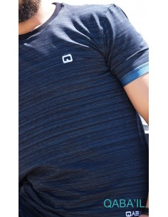 Tee Shirt Nautik Up Indigo-Qaba'il
