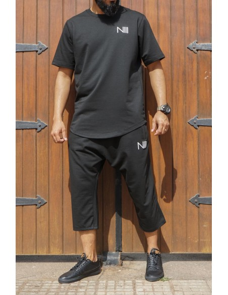 Ensemble Hybrid Cotton Noir-Na3im