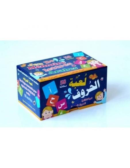 Jeu De Mémoire Lettres Arabe