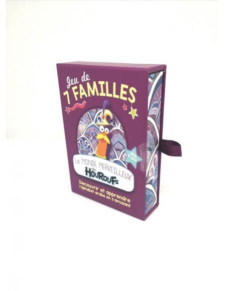 Jeux De 7 Familles Le Monde Des Houroufs