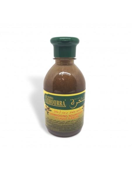 Shampoing Nourrissant à L'huile d'Argan