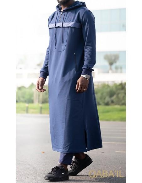 Qamis Furtif Bleu -Qaba'il