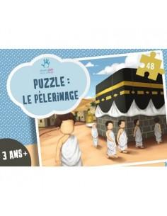 Puzzle Sur Le Pèlerinage (Al-Haj )
