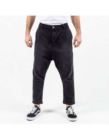 Pantalon Jeans Black Straight- Dc Jeans