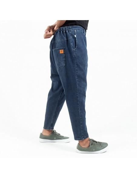 Pantalon Jeans Blue Straight- Dc Jeans