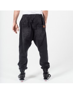 Pantalon Jeans Black Basic Usual Fit-Dc Jeans