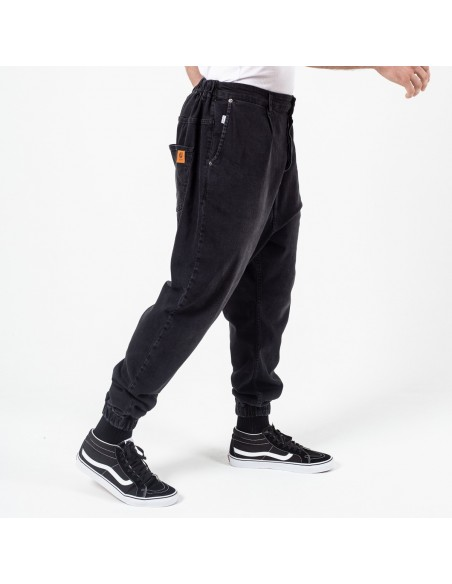 Pantalon Jeans Black Basic Usual Fit-Dc Jeans
