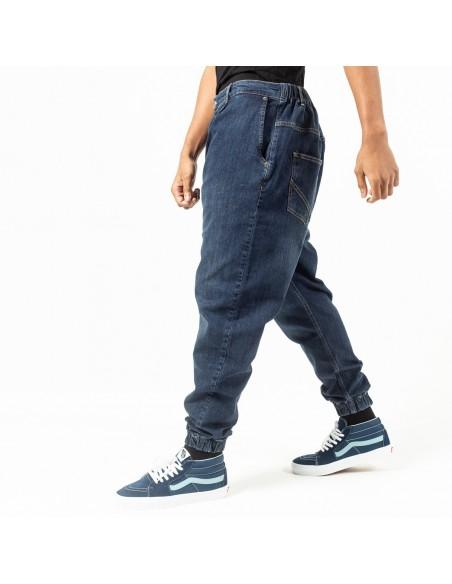 Pantalon Jeans Blue Basic Usual Fit-Dc Jeans