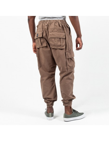 Pantalon Cargo Basic Mink Usual Fit-Dc jeans