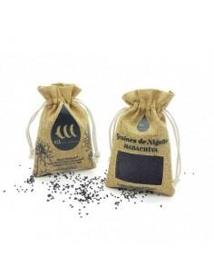 Graines de Nigelle Habachia (d'Éthiopie) Certifiées Pures à 99%