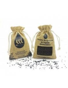 Poudre de Graines de Nigelle d'Ethiopie Certifiées Pures à 99%