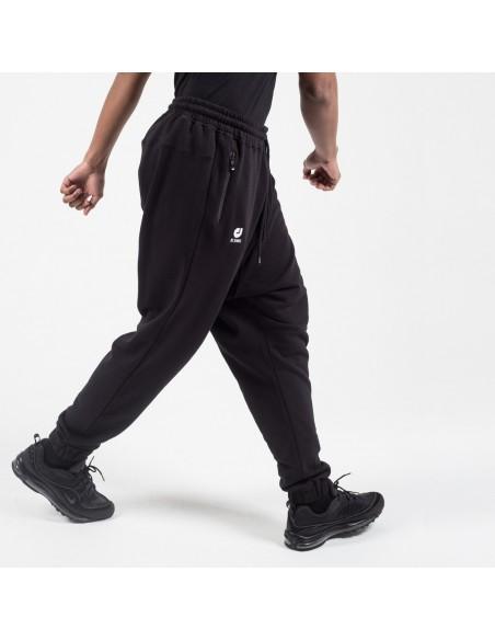 Saroual Jogging DC Jeans Noir 2018