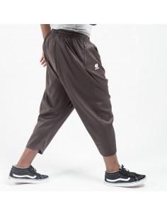 Pantacourt Classic Cos Marron-DC Jeans
