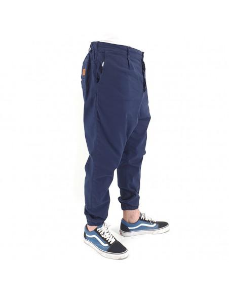 Pantalon Chino Bleu Usual Fit-Dc Jeans
