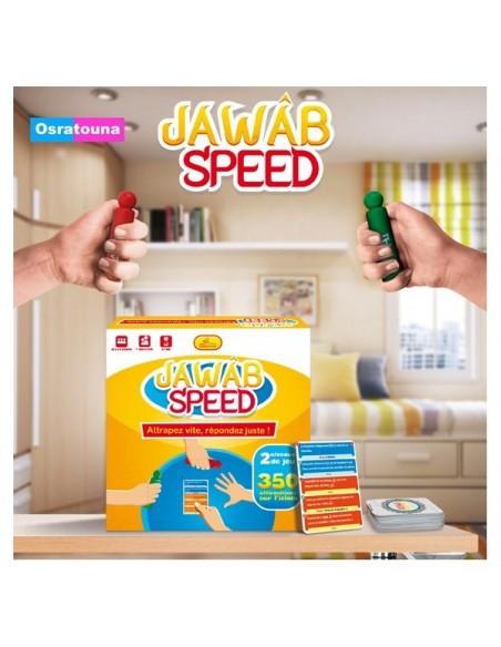 Jawab speed