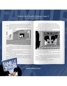 La Famille Foulane- T3 La Cabane Pâtisserie