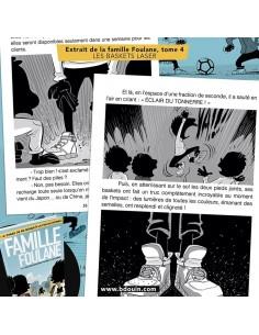La Famille Foulane -T4 Des Réactions Pleinses D'histoires