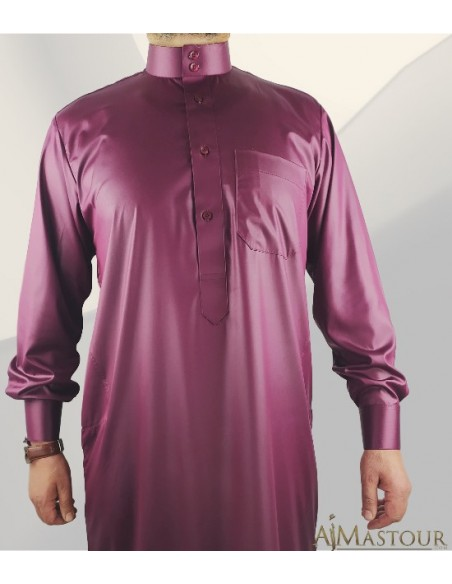 Qamis Saoudien Bordeaux-Émirats collection