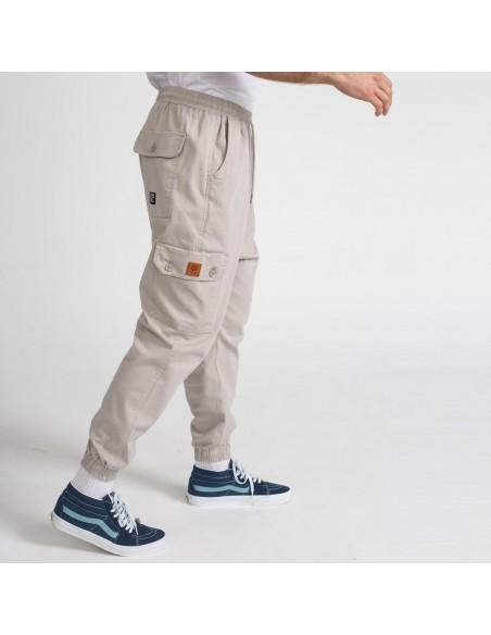 Saroual Battle Beige-dc jeans