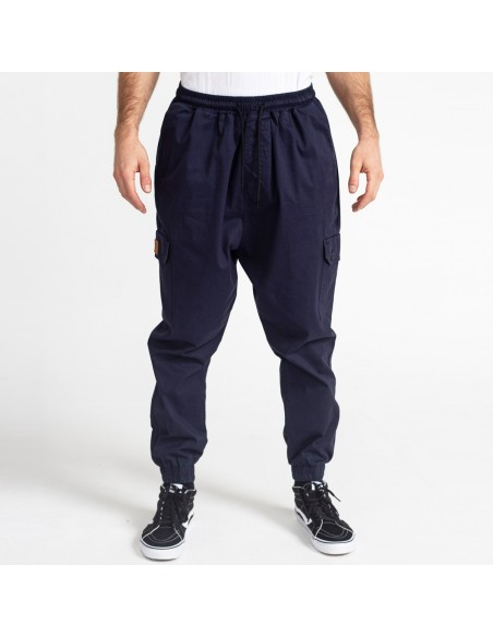 Sarouel Battle Bleu -Dc jeans