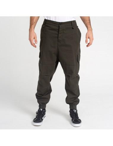 Sarouel Cargo Kaki-Dc jeans