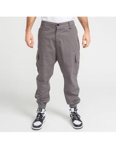 Sarouel Cargo Gris-Dc jeans